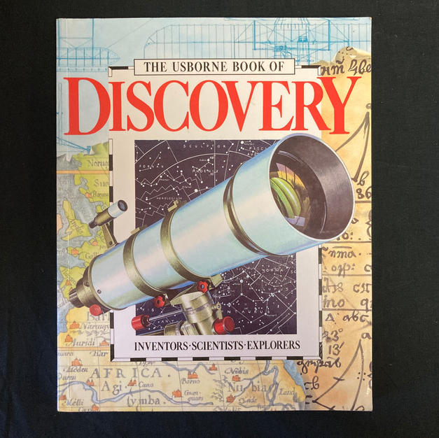 The Usborne Book of Discovery