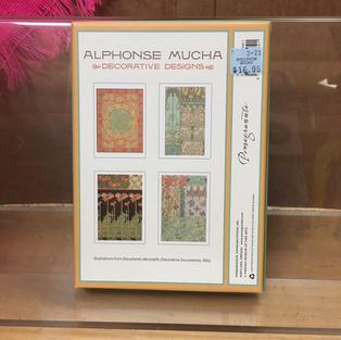 Decorative Designs - Alphonse Mucha (back)