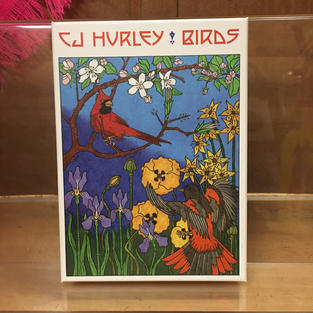 Birds - CJ Hurley (front)