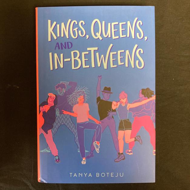 Kings, Queens and In-Betweens by Tanya Boteju