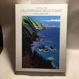 California's Wild Coast - Tom Killion (front)