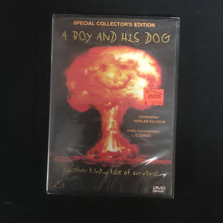 DVD - A Boy and His Dog