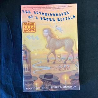 The Autobiography of a Brown Buffalo by Oscar Zeta Acosta