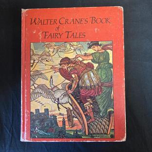 Walter Crane's Book of Fairy Tales