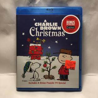 Blu-ray - A Charlie Brown Christmas