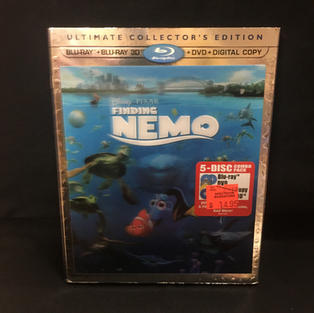 DVD / Blu-ray Combo - Finding Nemo
