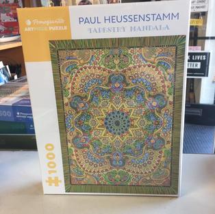 Tapestry Mandala, Paul Heussenstam