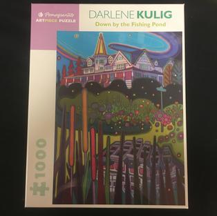 Down by the Fishing Pond - Darlene Kulig