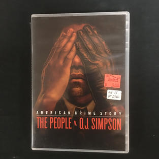 DVD: American Crime Story / The People v OJ Simpson