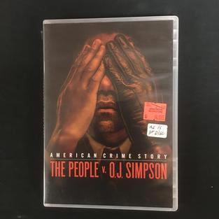DVD: American Crime Story / The People v OJ Simpson