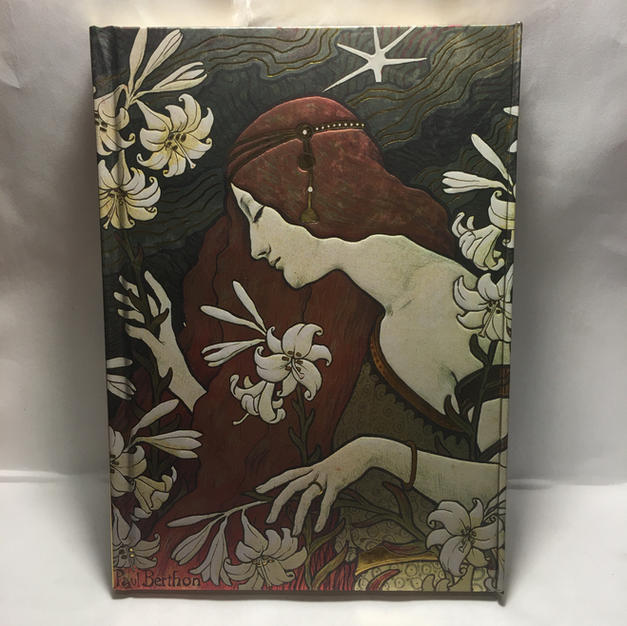 Mucha Redhead - Lined Flame Tree Journal