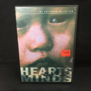 DVD - Hearts & Minds - Criterion