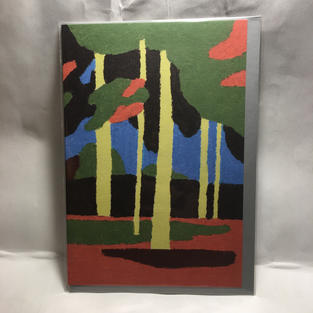 Yellow Birches - Wrap