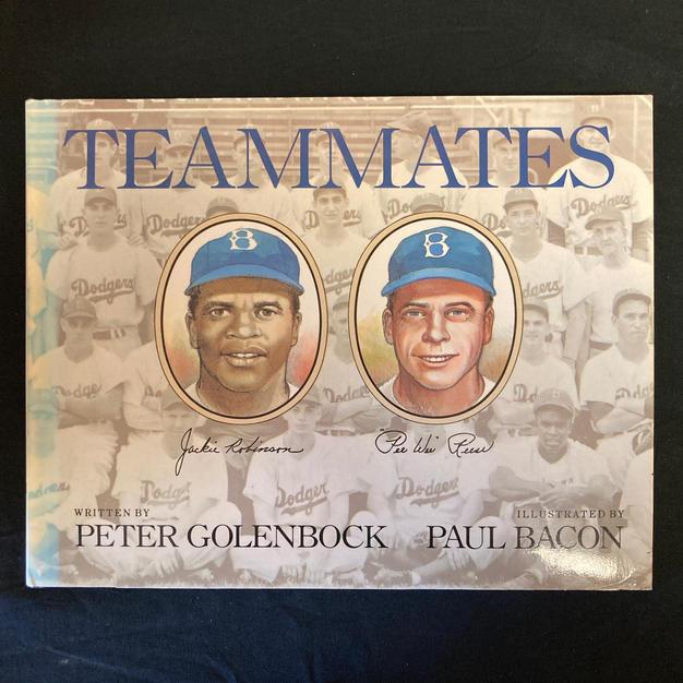 Teammates by Peter Golenbock