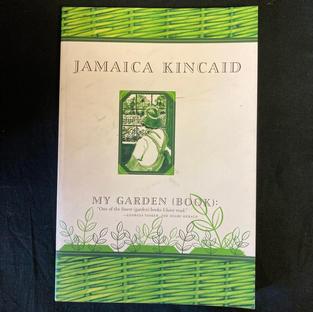 My Garden Book by Jamaica Kincaid
