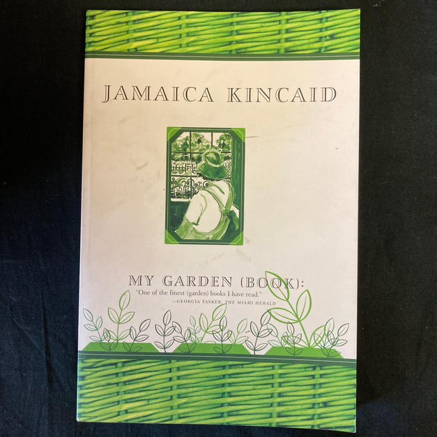 My Garden Book by Jamaica Kincaid