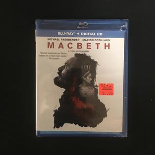 Blu-Ray - Macbeth