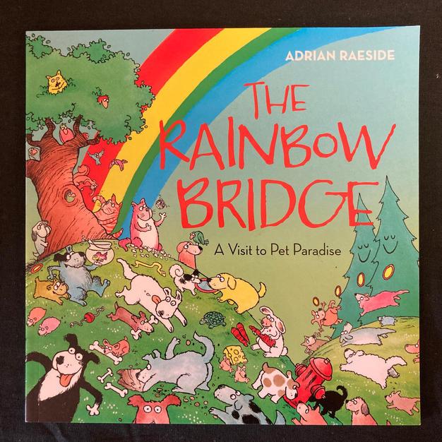 The Rainbow Bridge by Adrian Raeside
