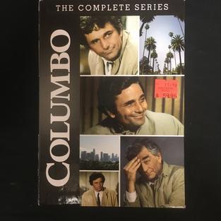 DVD - Complete Columbo