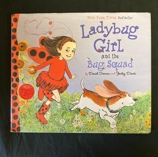 Ladybug Girl and the Bug Squad by David Soman and Jacky Davis