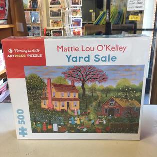 Yard Sale, Mattie Lou O'Kelley