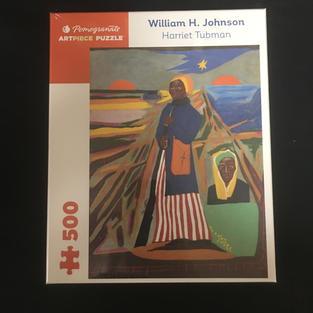 Harriet Tubman - William H Johnson