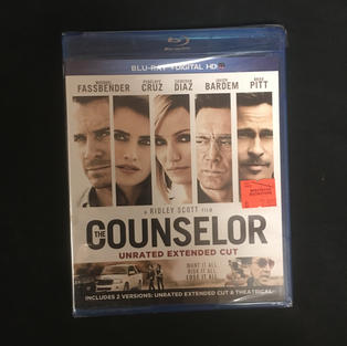 Blu-ray - The Counselor