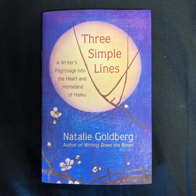 Three Simple Lines by Natalie Goldberg