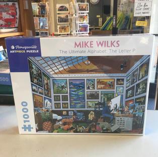Letter P, Mike Wilks