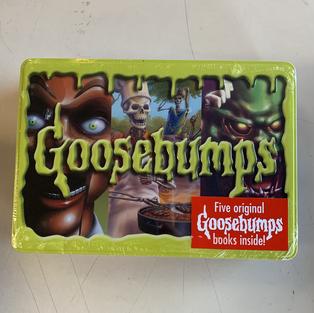 Goosebumps Retro Scare Collection by RL Stine
