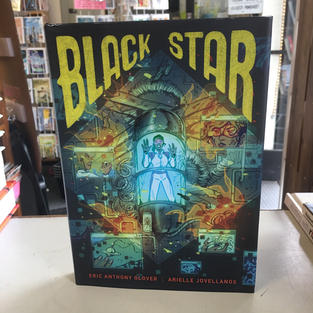 Black Star by Eric Glover