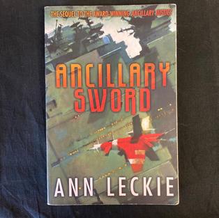 Ancillary Sword by Ann Leckie
