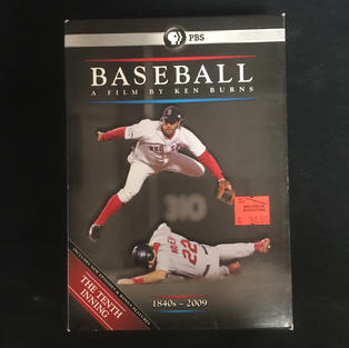 DVD - Ken Burns Baseball