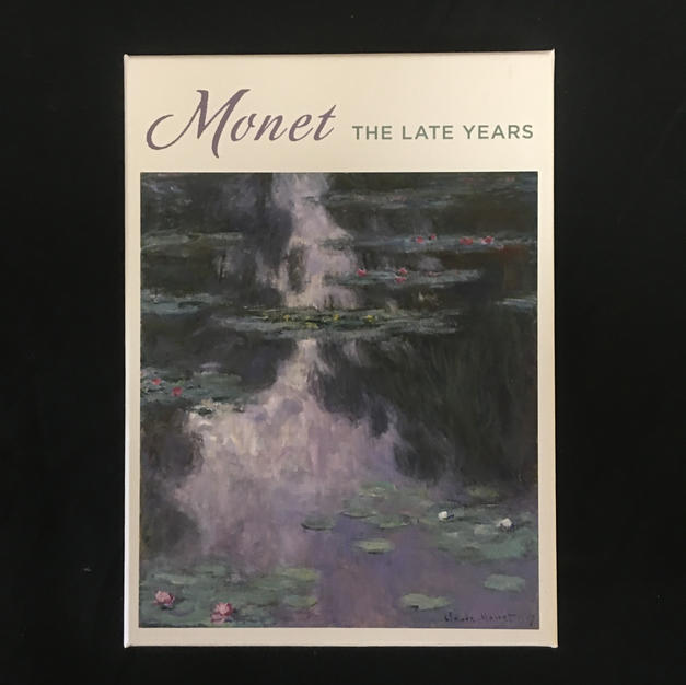 The Late Years - Monet (front)