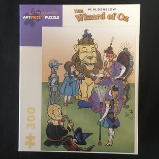 Wizard of Oz - WW Denslow