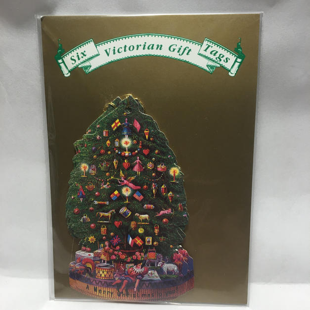 Christmas Tree Gift Tags - Courtier