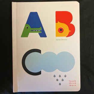 ABC by Xavier Deneux