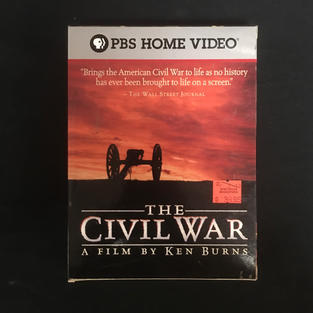 DVD - Ken Burns Civil War