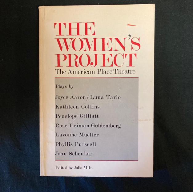 The Women's Project - Ed. Julia Miles