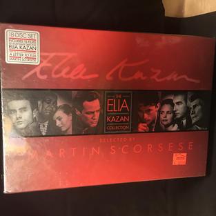 DVD - Elia Kazan Box Set - 18 discs