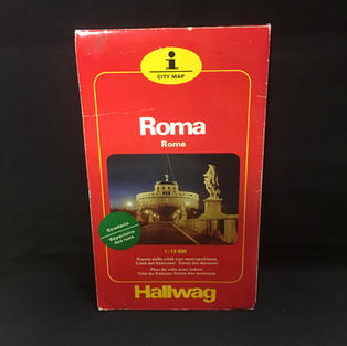 Map - Red Rome