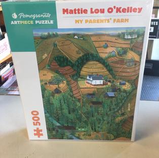 My Parents' Farm, Mattie Lou O'Kelley
