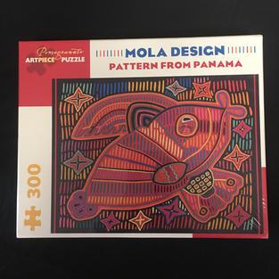 Mola Design from Panama