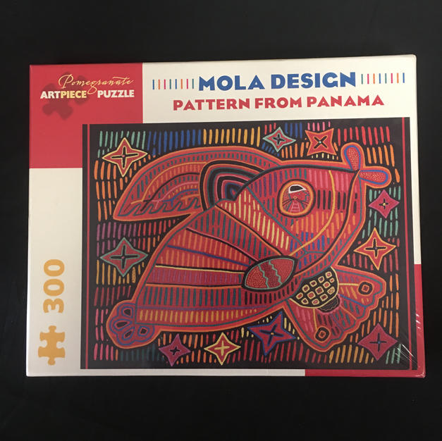 Mola Design from Panama