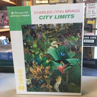 City Limits, Charles Lynn Bragg