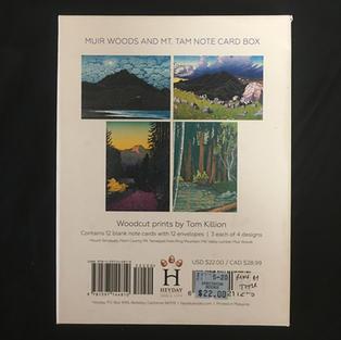 Muir Woods and Mt Tam - Tom Killion (front)