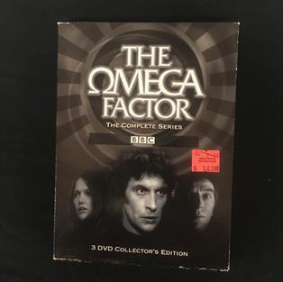 DVD - The Omega Factor