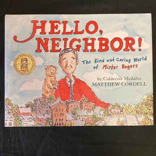 Hello, Neighbor! by Matthew Cordell