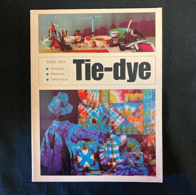 Tie-dye by Sara Nea