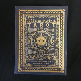 Illuminated Tarot Deck